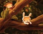 Forest_kids_3_by_liransz