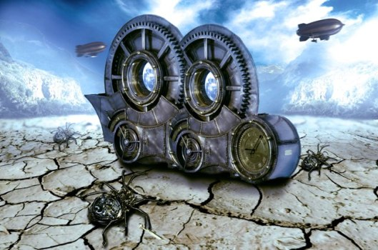 steam punk fantasy manipulation