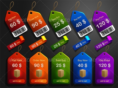 price tags and labels download