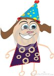 illustration-happy-kid-birthday-hat-cap-celebrating-her-62846936